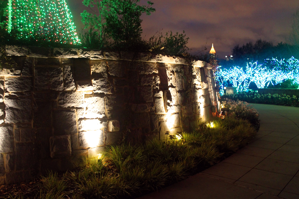 Cooper lightings led solutions light up the atlanta botanical cooper lightings led solutions light up the atlanta botanical garden this holiday season ledinside mozeypictures Image collections