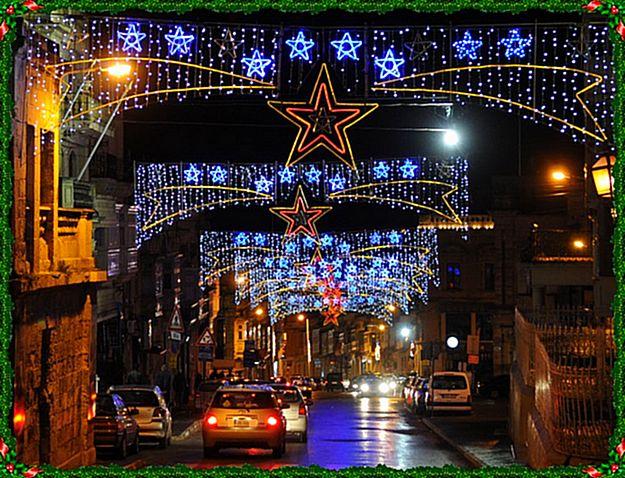 Led Christmas Lights Retrofit In Rebpublic Street
