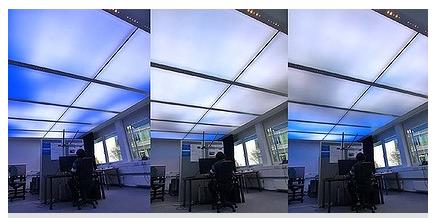 German Company Brings 'Virtual Sky' with LED lighting into ...