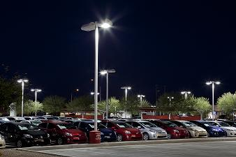 Dealership Creatively Cuts Lighting Use Costs Ledinside