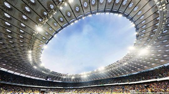 Philips LED Lighting Brightens Main Stadiums in Ukraine ...