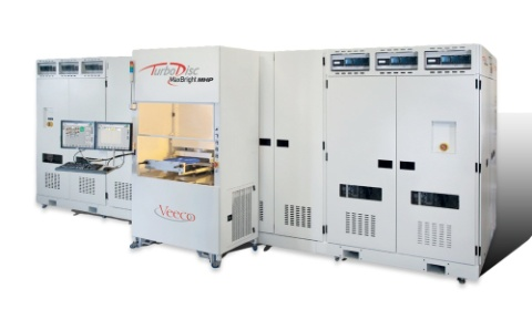 Veeco Introduces New Suite Of Gan Mocvd Systems To Extend