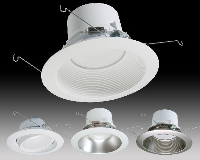 Halo Led Recessed Downlighting