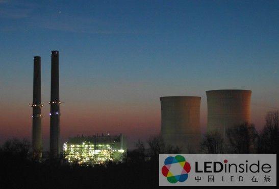 Belyea Company Electric Power Systems Easton Pa: PPL Generation Upgrades To Dialight's LED High Intensity