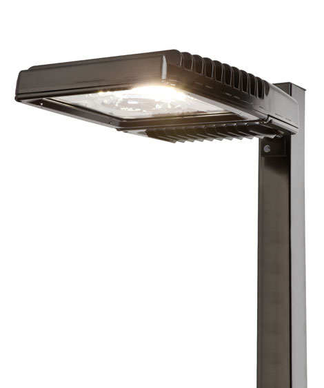 Light Pole Led Fixtures: GE's Scalable LED Area Lights Bring Lots Of Options For