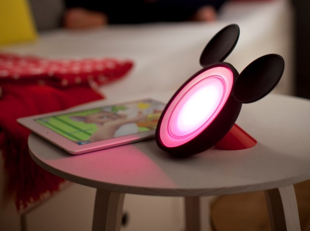 Philips works with disney to launch innovative lighting products for children