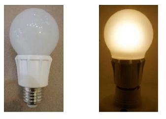 3D COB bulb