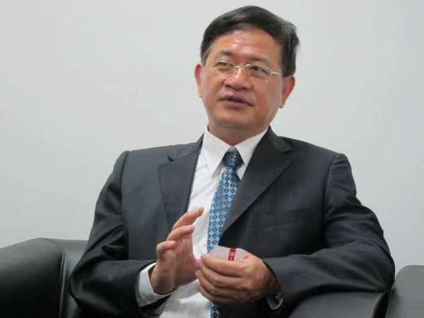 Lextar Chairman David Su