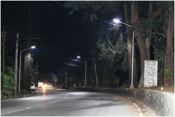 Co2 Emissions By Country >> GE LED Lights Up Baguio City in the Philippines - LEDinside