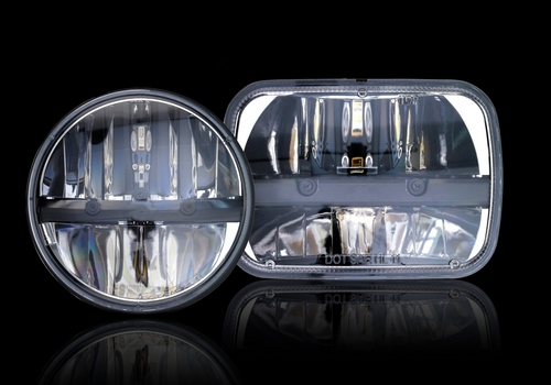 Ge Lighting Showcases Automotive Led Headlight Technology At