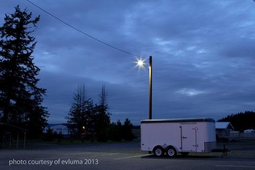 Areamax Led Light Fixture Receives International Dark Sky