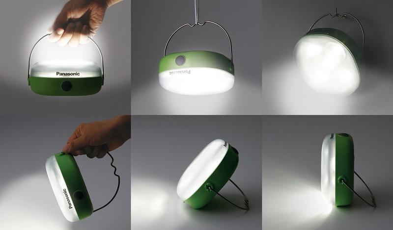 Panasonic Solar Led Lanterns Provide Light For Areas