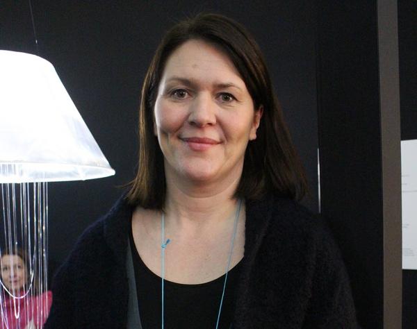 Kristin Birna, Product Designer and founder of Gerist.