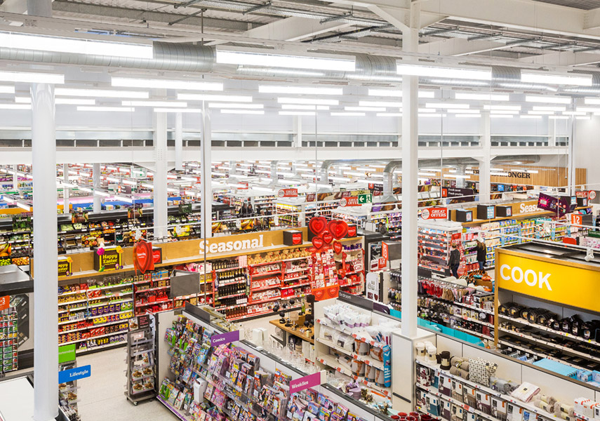 GE Lighting Sainsbury's Highlights a Shopping List of ...