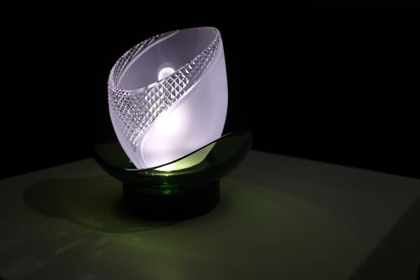 Mizubashow LED luminaire designed by Sumio Ichiba