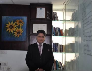 Deepak Loomba, Managing Director and CEO of De Core Nanosemiconductors.