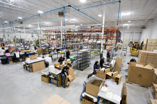 Ge Lighting Expands Albeo Technologies Brand Led Production