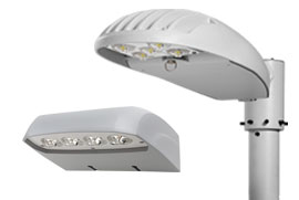 Cree XSP Series Outdoor LED lights