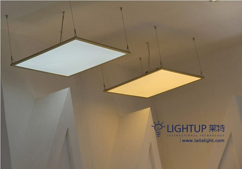 LIGHTUP LED Launches 6060 Panel Lights For Clients Worldwide