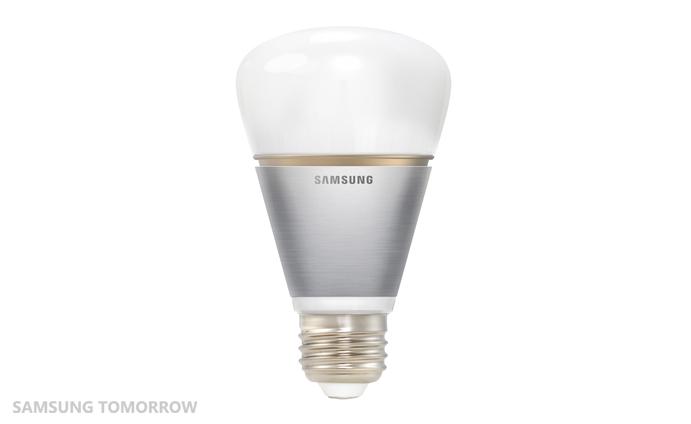 Samsung's SMART CCT tunable smart bulb