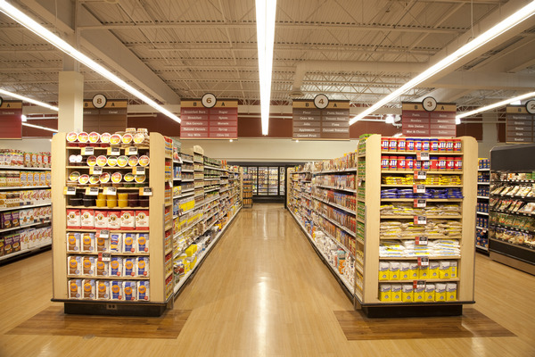 Grocer Finds Ge S New Led Fixture Is The Answer For