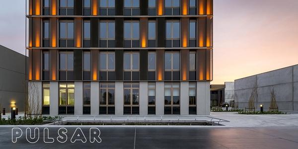 Kinetic Facade Receives Elegant New Led Lighting Design