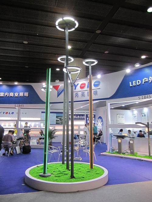 Top Five Trends At Guangzhou International Lighting