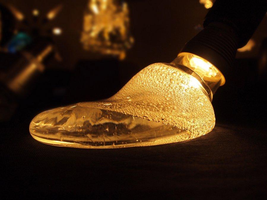 Unique Light Bulbs unique shaped hand crafted biei led light bulbs - ledinside