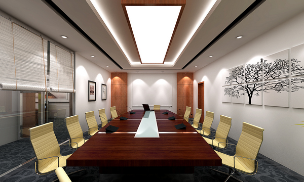 An Example Of Meeting Room Lighting Photos Credits Spark Optoelectronics
