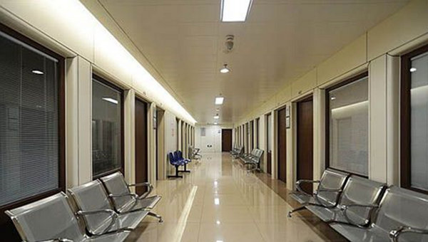An Example Of Hallway Lighting Photos Credits Spark Optoelectronics