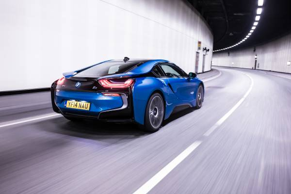 Bmw To Display Smart Laser And Oled Light Technology At Ces 2015