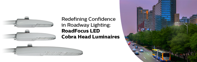 Philips cobra head led roadway luminaires ledinside for Luminaire exterieur led philips