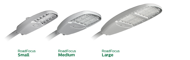 Philips Cobra Head Led Roadway Luminaires Ledinside