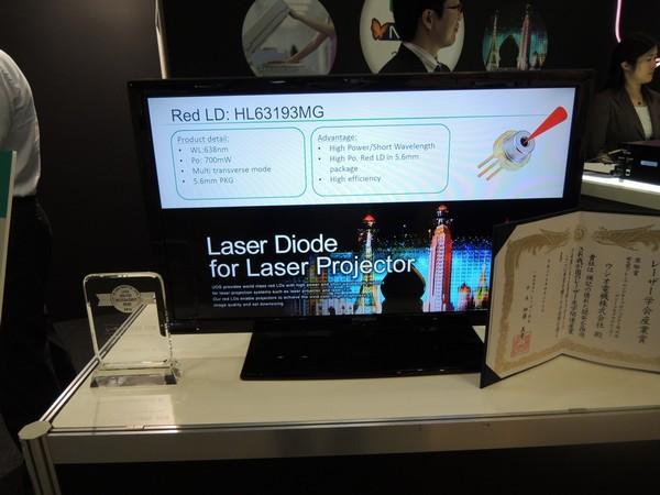 Laser Diode Trends At Opie 15 Ledinside