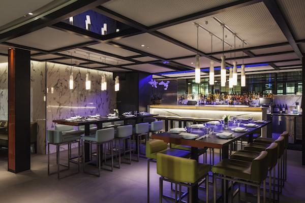 Restaurant Lit With Soraa S Led Lights