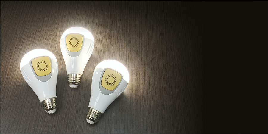 The Smart Light Bulb Functions As At Home Emergency Lighting And More