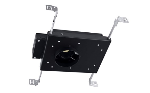 csl launches new plenum housing for led downlights ledinside. Black Bedroom Furniture Sets. Home Design Ideas