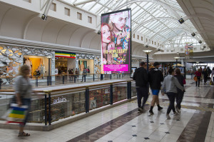 NanoLumens Installs New LED Display at the Highpoint Shopping Center