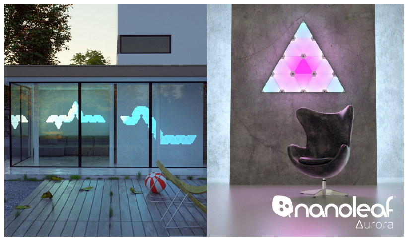 Nanoleaf Releases New Led Panel Lights For Customized