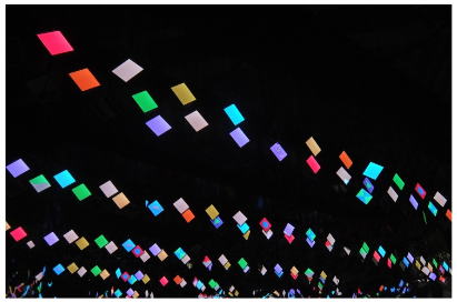 Sumitomo Chemical to Showcase Polymer OLED Installation at
