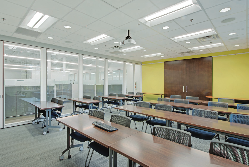 avid solutions selects cree 39 s smart lighting system for its new office