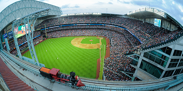 houston astros to be lit with musco s led lighting system and save