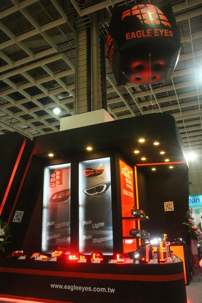 Ledinside Five Led Automotive Lighting Trends At Taipei
