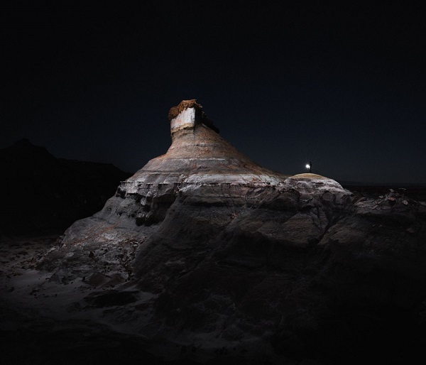 Artist sheds alien light on landscapes with led and drones ledinside lux noctis is a series of photography works done by artist reuben wu who explicitly sheds alien light on well known landscapes that usually shot under aloadofball Gallery