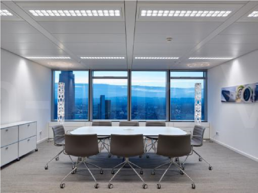 Dvb bank in germany receives holistic led lighting upgrade ledinside - Projecteur d image sur mur ...