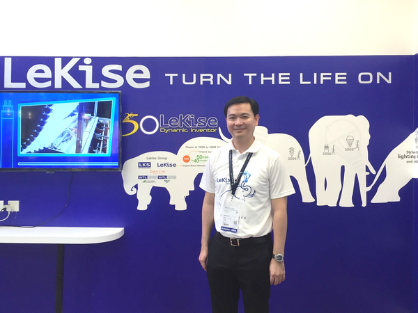Lekise Seeks Int L Business Opportunities At Gile 2016