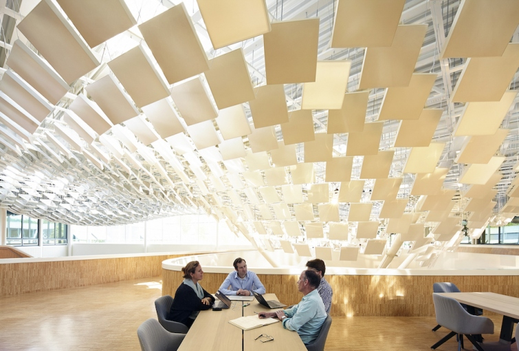 Lava Designs New Light Canopy For Philips Lighting