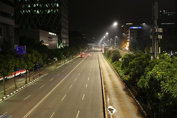 Philips Lighting Rolls Out World S Largest Smart Street