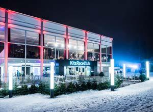 Zumtobel Group is lighting partner of the Hahnenkamm Races