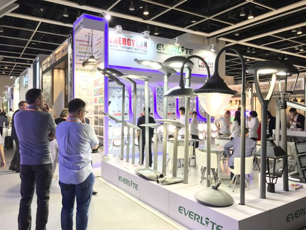 9th Spring Lighting Fair Opens In Hong Kong New Zone